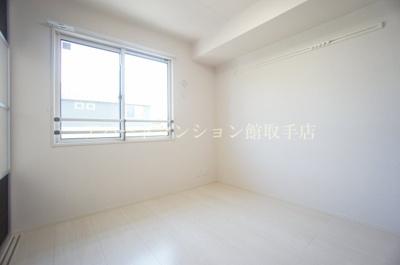 【寝室】コーポファミーユM