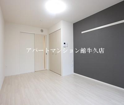 【寝室】ミ・ルーチェ