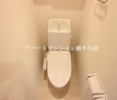 【トイレ】ミ・ルーチェ