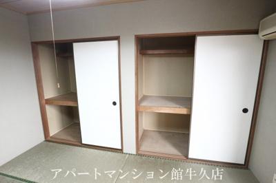 【収納】キャッスル寺田B