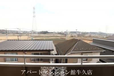 【展望】キャッスル寺田B