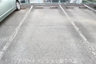 【駐車場】キャッスル寺田B