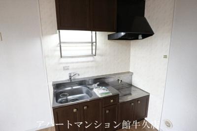 【キッチン】キャッスル寺田B