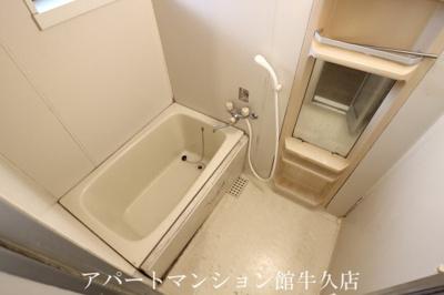 【浴室】キャッスル寺田B