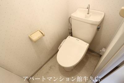 【トイレ】キャッスル寺田B