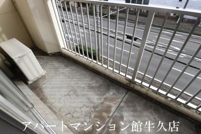 【バルコニー】栄マンション