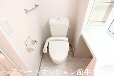 【トイレ】シャルマン(ひたち野)