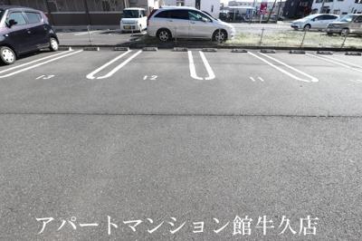【駐車場】ひたち野Merry.Pal(メリーパル)