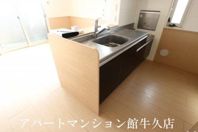 【キッチン】ひたち野Merry.Pal(メリーパル)