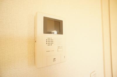 TVモニター付インターホン♪