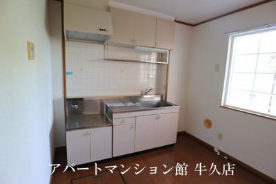【キッチン】レイクルイーズ