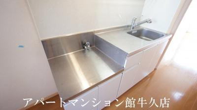 【キッチン】サンセールアダチ