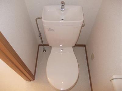 【トイレ】フラワK