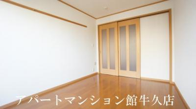 【洋室】ソレアードホソヤD