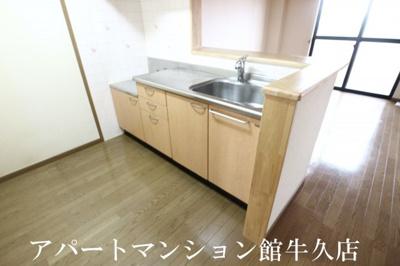 【キッチン】グランセレッソ参番館