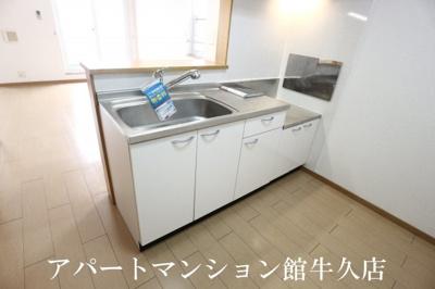 【キッチン】フラワーC