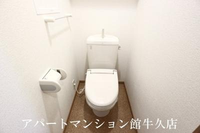 【トイレ】フラワーC