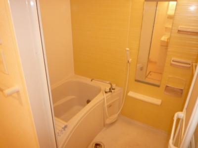 【浴室】サンローザ・ヴィラB