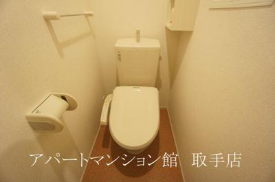 【トイレ】ジェルメⅥ