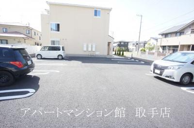 【駐車場】ジェルメⅥ