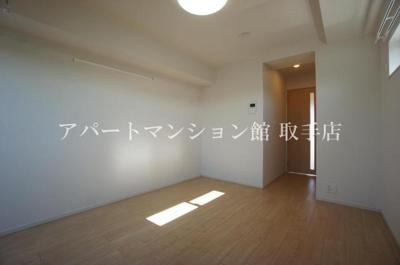 【寝室】フェレスカーレ 戸頭