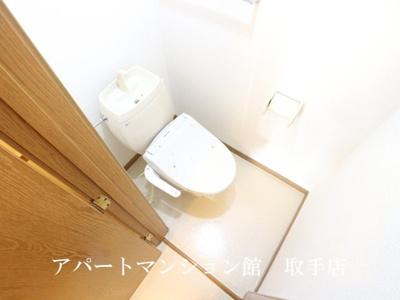 【トイレ】クレストアヅマ2