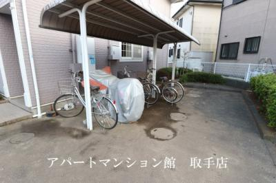【その他共用部分】クレストアヅマ2