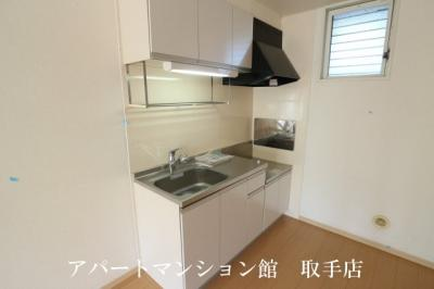 【キッチン】セントラルコーポ