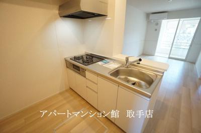 【キッチン】マリーヒルズJゆめみ野