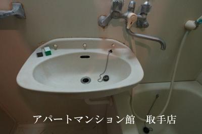 【洗面所】エルディム茂作