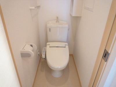【トイレ】アイ・ライク・ホーム