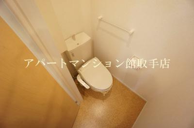【トイレ】ステラルーチェⅣ