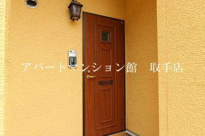 【玄関】ジュネス