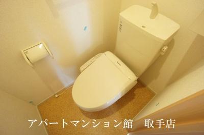 【トイレ】エレガント・ヒルズ