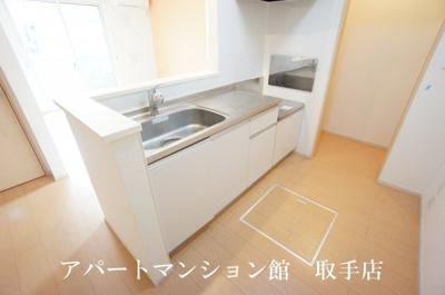 【キッチン】エレガント・ヒルズ