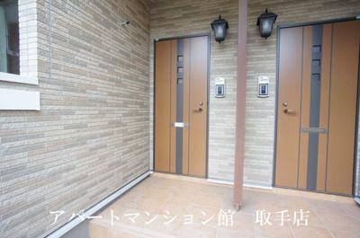 【玄関】エレガント・ヒルズ