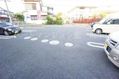 【駐車場】ココメロT&T A