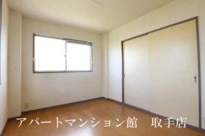 【寝室】コーポのぐち
