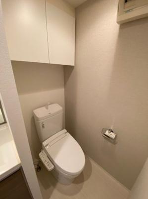 メイクスデザイン三宿のトイレ