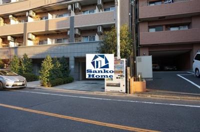 【エントランス】プレール・ドゥーク東京EASTII(プレールドゥークトウキョウイーストツー)