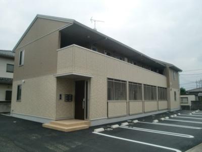 【外観】前橋市天川原町 前橋駅 1階 1LDK