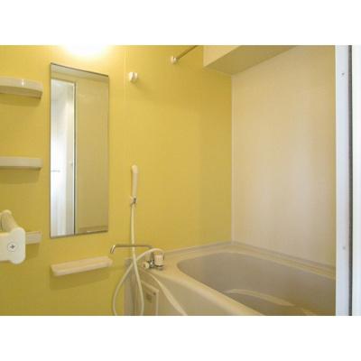 【浴室】レジデンスヒルN Ⅶ