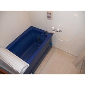 【浴室】コーポ上片桐