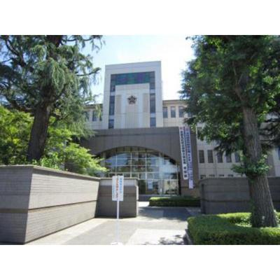 高校・高専「長野県須坂高校まで635m」