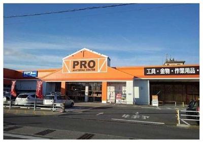 コメリPRO 四日市店まで750m