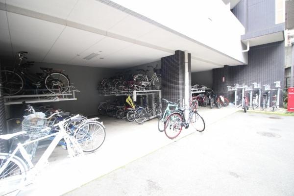 【駐輪場】メインステージパーク大山