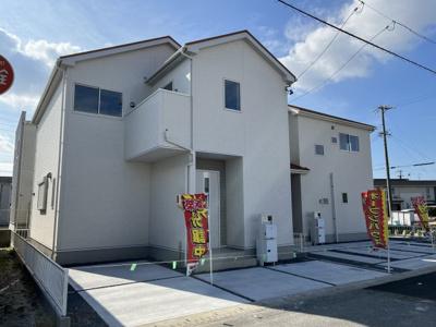 碧南市若松町21-1期新築分譲住宅2号棟写真です。2021年9月撮影