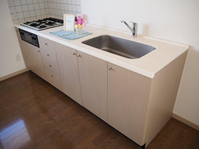 【独立洗面台】フローラ博多南Ⅰ・Ⅱ