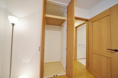 1階約6帖のお部屋です。全居室お手入れしやすい洋室タイプ