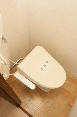 【トイレ】シングルコート南7条B棟